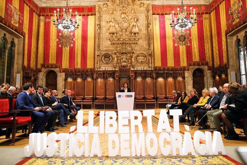 В Мадрид започва процесът срещу 12-те лидери на сепаратисткото движение