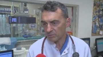 Проф. Иво Петров спаси колега анестезиолог