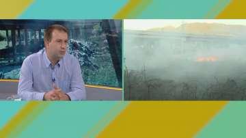 След пожара, който засегна мост на АМ Струма - кой ще плати щетите