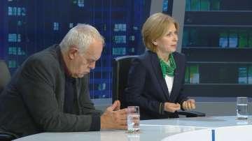 Местни избори - коментар на Боряна Димитрова и Андрей Райчев
