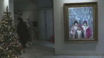 Изложба предлага да влезем в творчеството на Владимир Димитров-Майстора