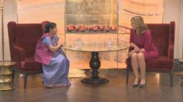 Индийският външен министър е на посещение в България