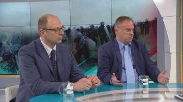 Очаква ли ни нова бежанска вълна - коментар на Владимир Чуков и Йордан Божилов
