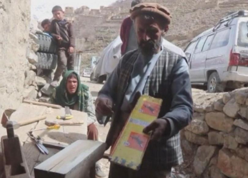 В планинската афганистанска местност Панджшир местните жители са любители на