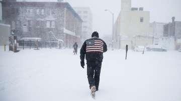 Снежна буря връхлетя североизточните щати на САЩ