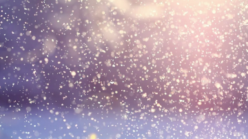 И дъжд, и сняг днес