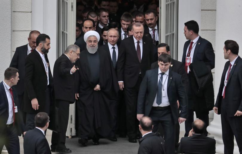 Сирия и Близкият изток във фокуса на международната общност