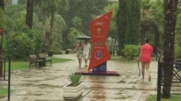 Бури и наводнения в Сочи - ще се играе ли четвъртфиналът на Световното