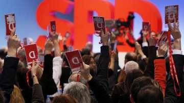 Социалдемократите в Германия подкрепиха преговори за коалиция с Меркел
