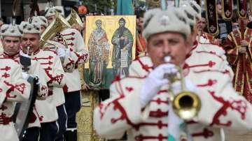 Шествие и тържества за 24 май в центъра на София