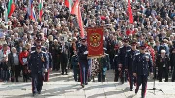 За втора поредна година шествие Безсмъртния полк у нас