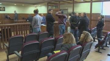 Апелативният спецсъд потвърди ареста на задържаните от летище София