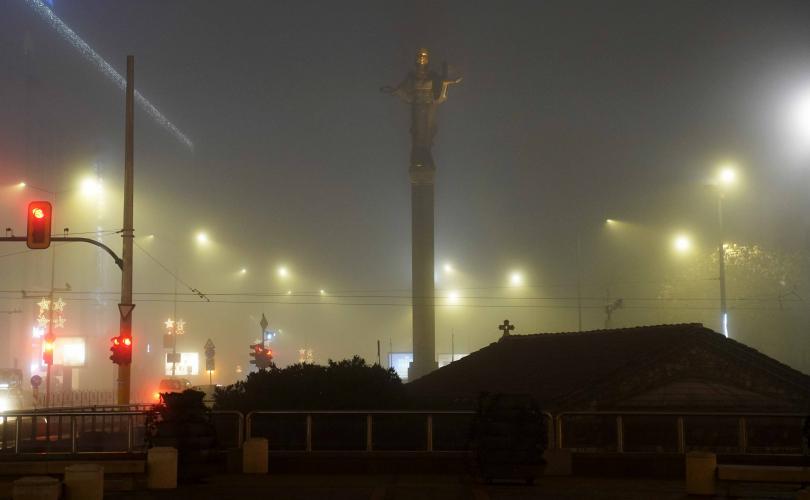 снимка 2 Мръсен въздух в столичните квартали Хиподрума, Надежда и Павлово (СНИМКИ)