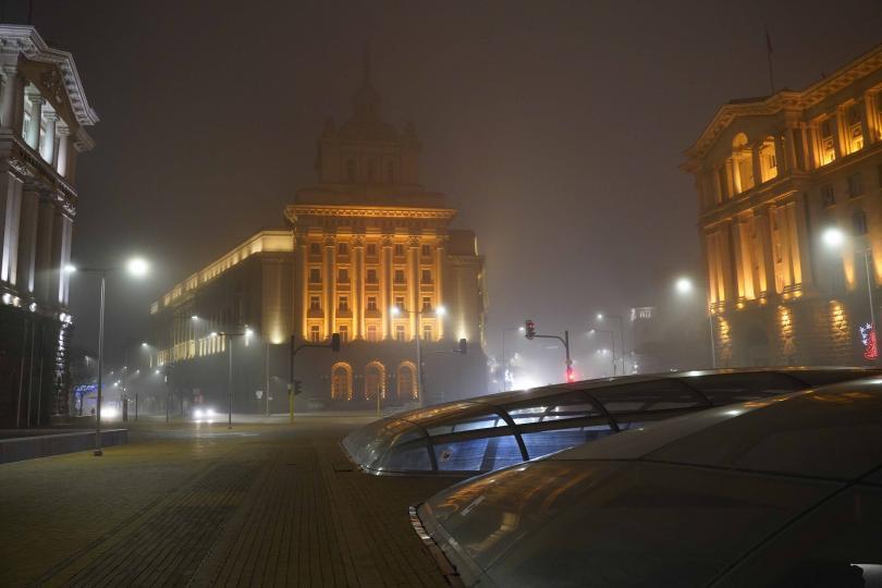 снимка 3 Мръсен въздух в столичните квартали Хиподрума, Надежда и Павлово (СНИМКИ)