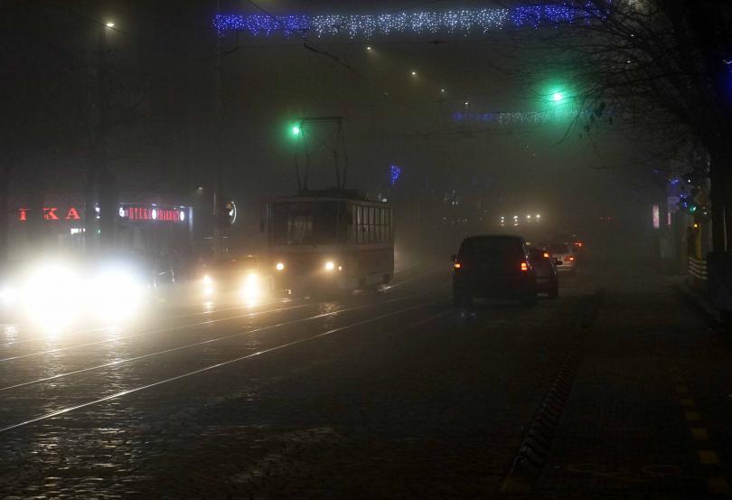 снимка 4 Мръсен въздух в столичните квартали Хиподрума, Надежда и Павлово (СНИМКИ)