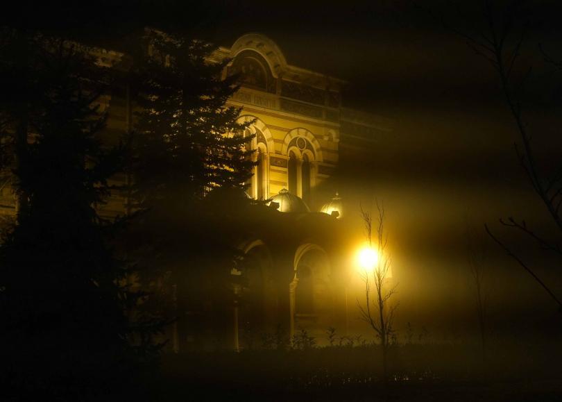 снимка 5 Мръсен въздух в столичните квартали Хиподрума, Надежда и Павлово (СНИМКИ)