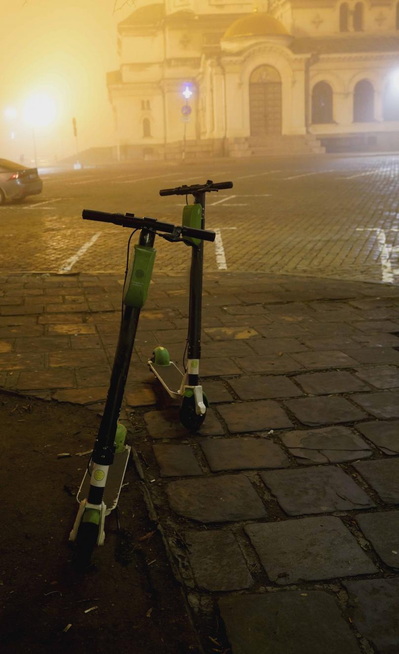 снимка 8 Мръсен въздух в столичните квартали Хиподрума, Надежда и Павлово (СНИМКИ)