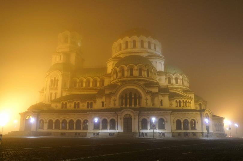 снимка 6 Мръсен въздух в столичните квартали Хиподрума, Надежда и Павлово (СНИМКИ)