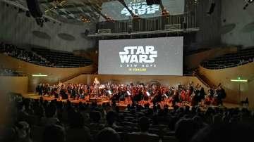 """Софийската филхармония представя """"Star Wars A New Hope In Concert"""" в Китай"""