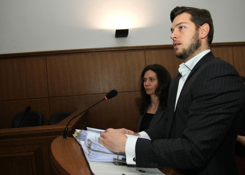 Снимка: Съдът не даде ход на делото за мръсния въздух в София