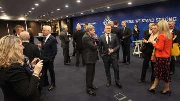 Втори ден продължава неформалната среща на външните министри от ЕС в София