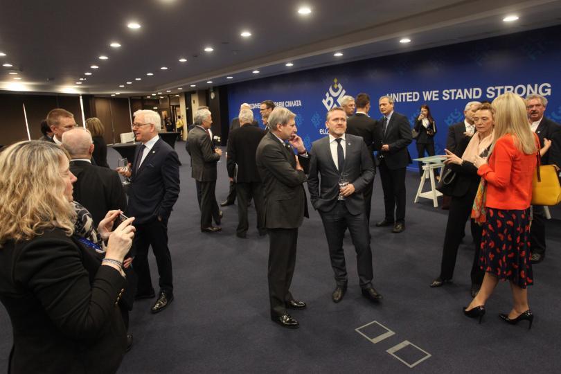 Втори ден от неформалната среща на външните министри на страните