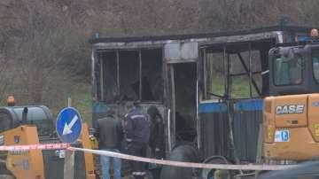Мъж загина при взрив на газова бутилка в столичния ж.к. Гео Милев