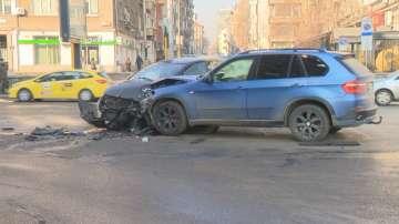 80% от катастрофите у нас са по вина на шофьора