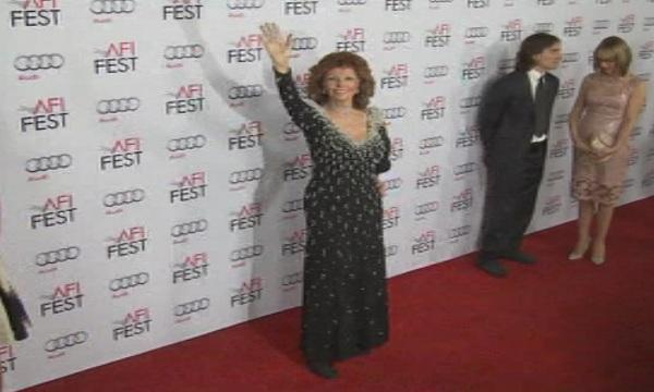 София Лорен получи почетна награда на кинофестивала в Трансилвания