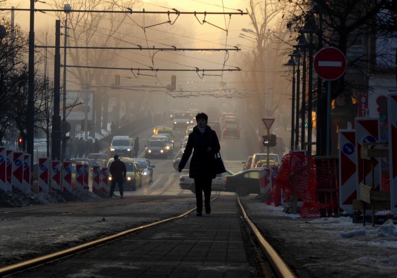 Шест пъти над нормата отчитат станциите за ниво на фините