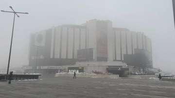 Мръсен въздух в столицата днес