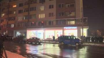 Въоръжен грабеж на банков клон в столичния квартал Люлин 7