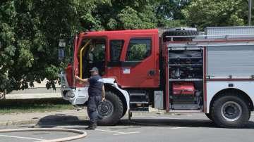 Над 2000 пожара са погасени у нас само за последната седмица