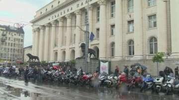 Нов протест на мотористи в страната заради пуснатия Фарук Бекташ