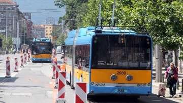 Нова организация на движението в центъра на София