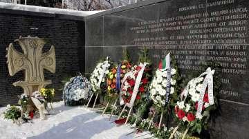 Почитаме паметта на жертвите на комунистическия режим