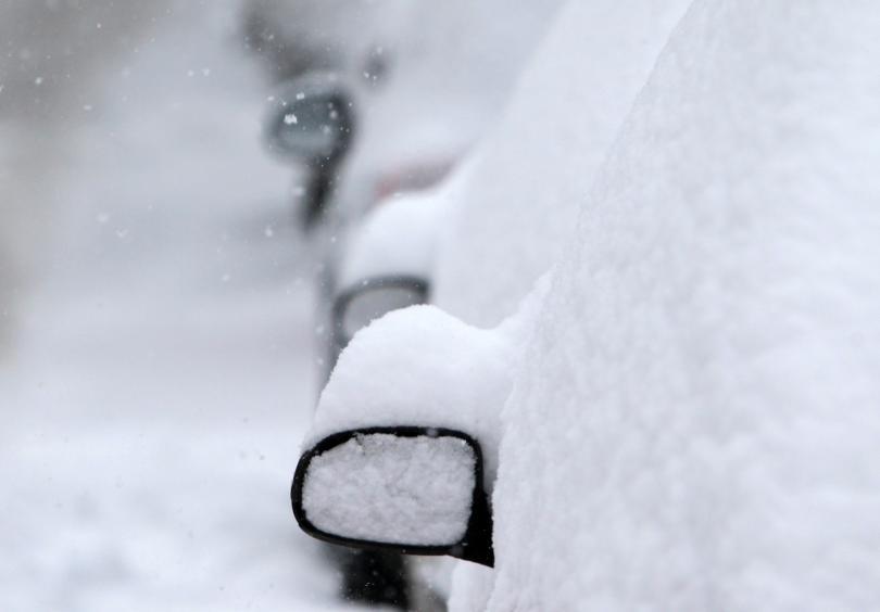 заради снега около 170 села централна босна откъснати света