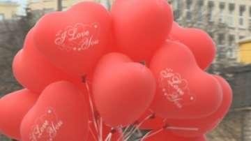 Празнично настроение за Свети Валентин във Варна