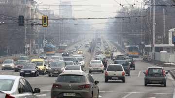 Засилени мерки за сигурност и затворени улици в София