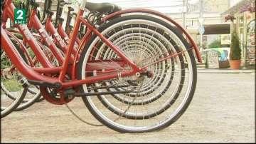 Велосипеди под наем в София от есента