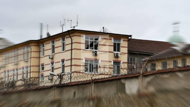 снимка 1 Как са избягали двамата затворници от Софийския затвор?