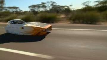Да прекосиш континент със соларен автомобил
