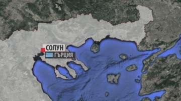 Македония е Гърция скандират над 50 000 души в Солун