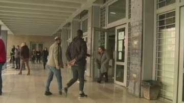 Съдът решава дали да остави в ареста задържаните за смъртта на българина в Солун