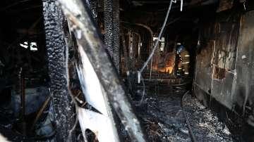 Десетки жертви на пожар в болница в Южна Корея