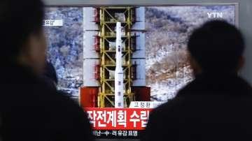 Северна Корея изстреля спътник с неизвестно предназначение