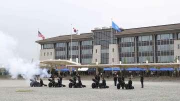 САЩ няма да отменят повече военни учения в Северна Корея
