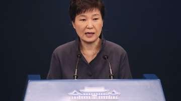 Политически скандал в Южна Корея