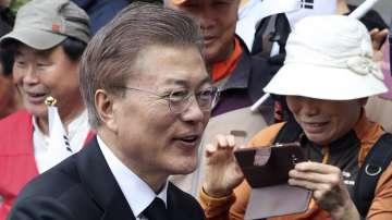 Мун Дже-ин спечели президентските избори в Южна Корея