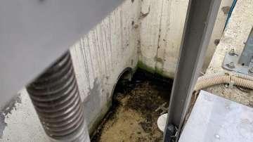 Морето в Созопол изхвърли тръбата за отпадните води на града